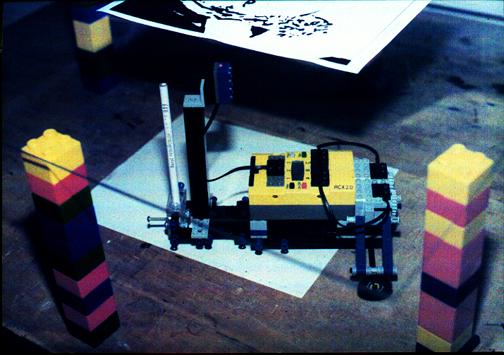 Can I Paint Mindstorm Lego