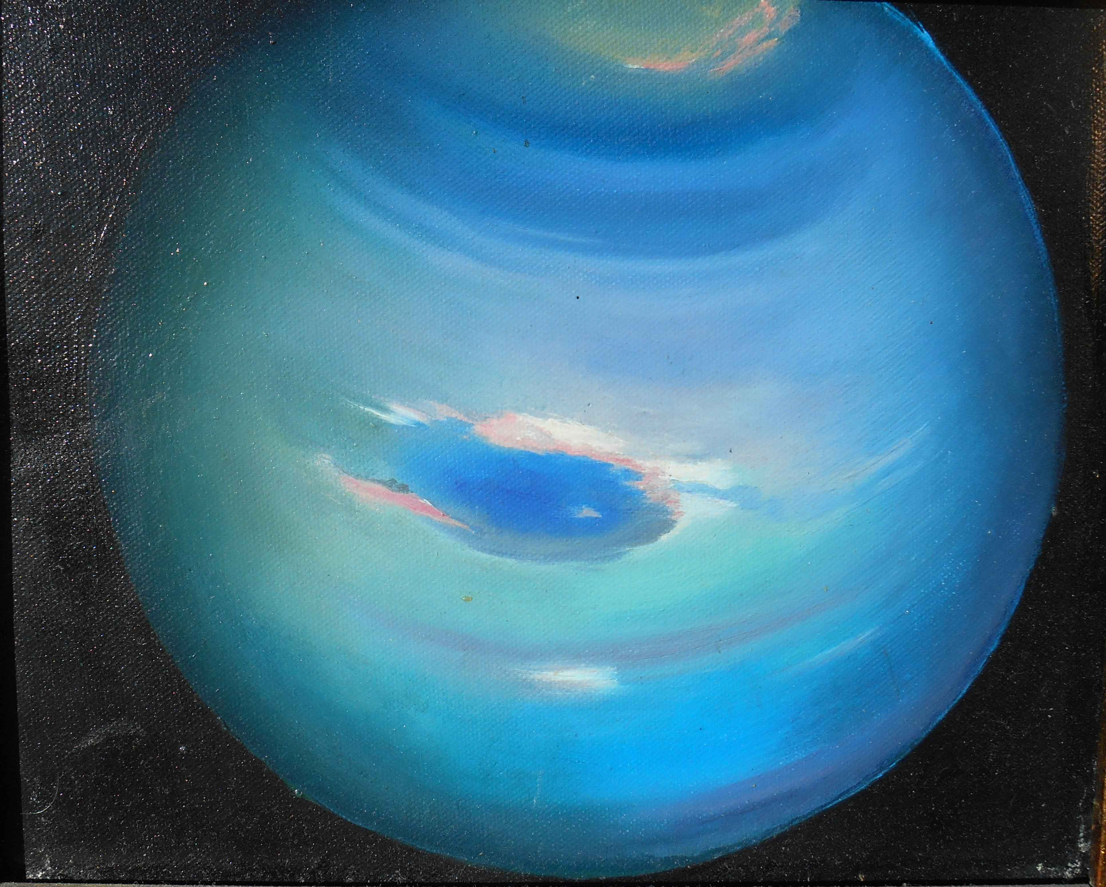 Neptune planet real pictures for Plante neptune