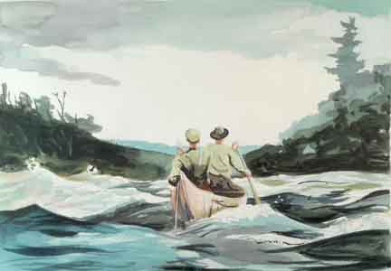 Winslow Homer Copied